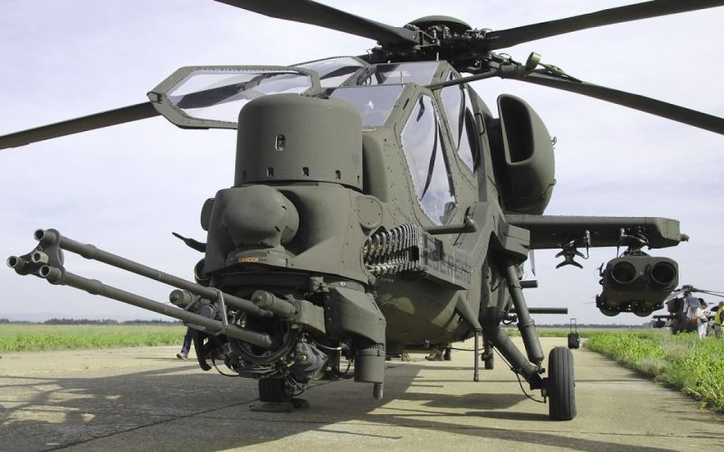 A-129 helicopter aircraft military (3) wallpaper