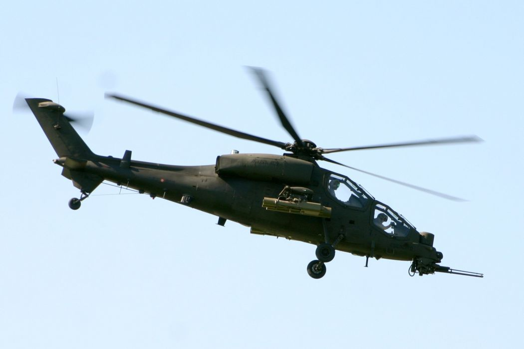 A-129 helicopter aircraft military (11) wallpaper