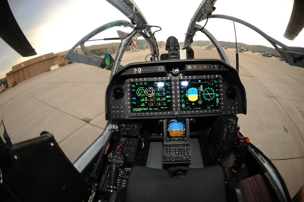 AH-1Z helicopter military aircraft (3) wallpaper