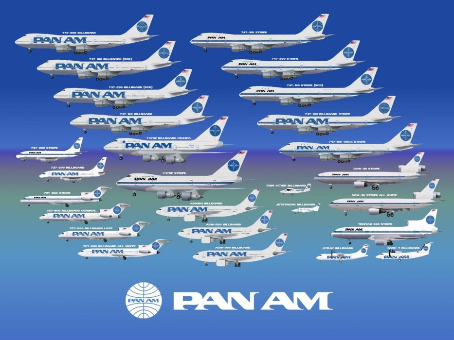 BOEING 747 airliner aircraft plane airplane boeing-747 transport (20) wallpaper