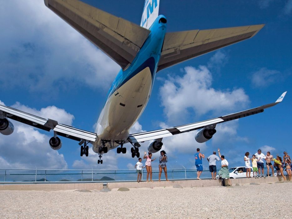 BOEING 747 airliner aircraft plane airplane boeing-747 transport (44) wallpaper