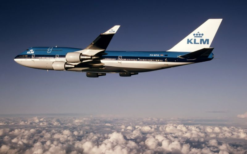 BOEING 747 airliner aircraft plane airplane boeing-747 transport (38) wallpaper