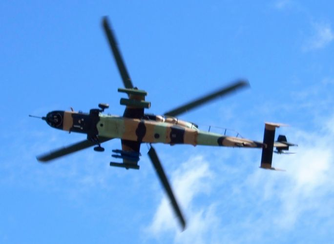 EUROCOPTER TIGER attack helicopter aircraft (7) wallpaper
