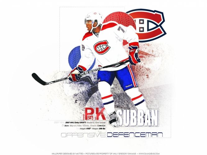 MONTREAL CANADIENS nhl hockey (55) wallpaper