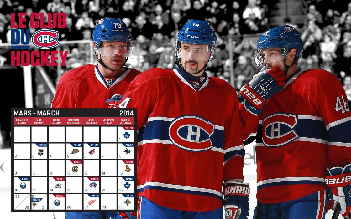 MONTREAL CANADIENS nhl hockey (64) wallpaper