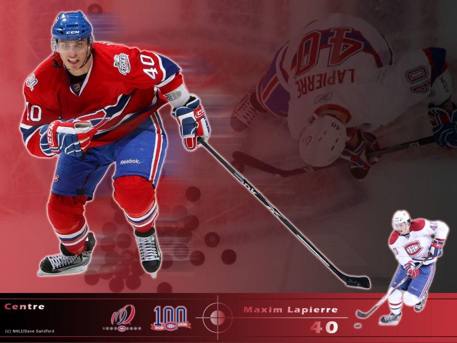 MONTREAL CANADIENS nhl hockey (37) wallpaper