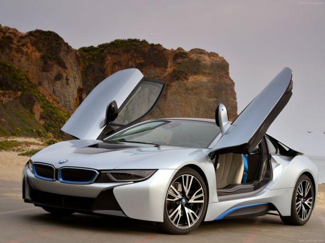 bmw i8-car hybrib future 4000x3000 wallpaper