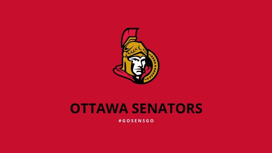 OTTAWA SENATORS nhl hockey (1) wallpaper
