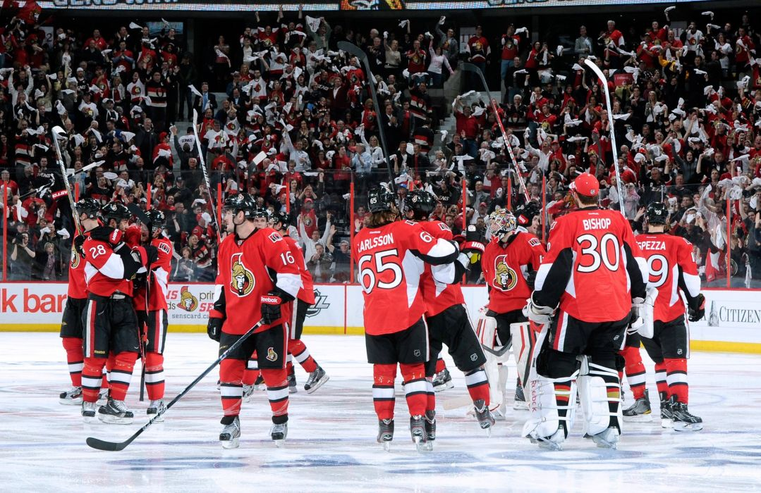 OTTAWA SENATORS nhl hockey (51) wallpaper