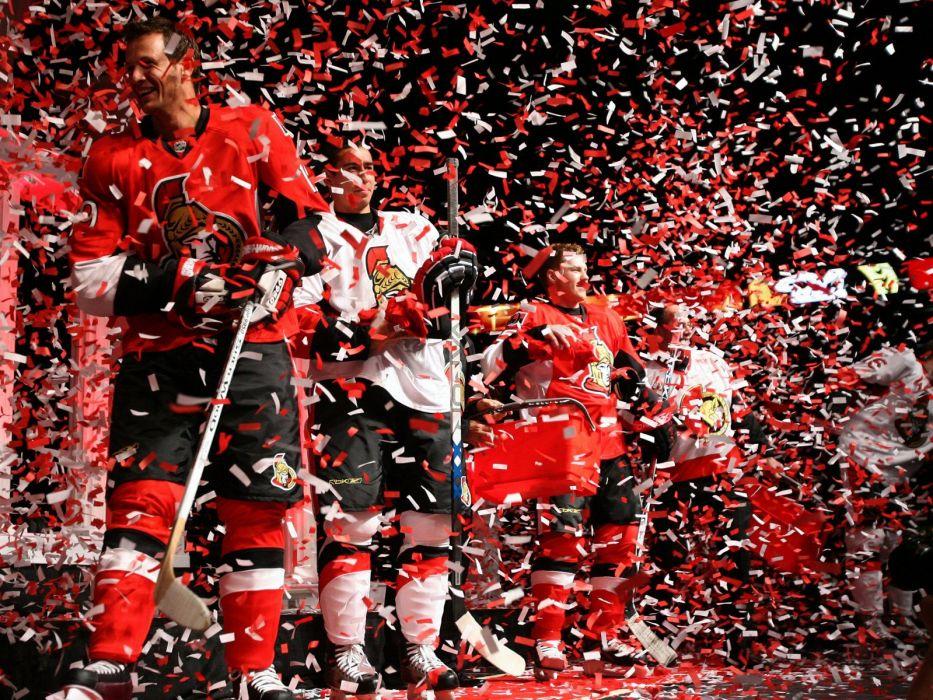 OTTAWA SENATORS nhl hockey (18) wallpaper