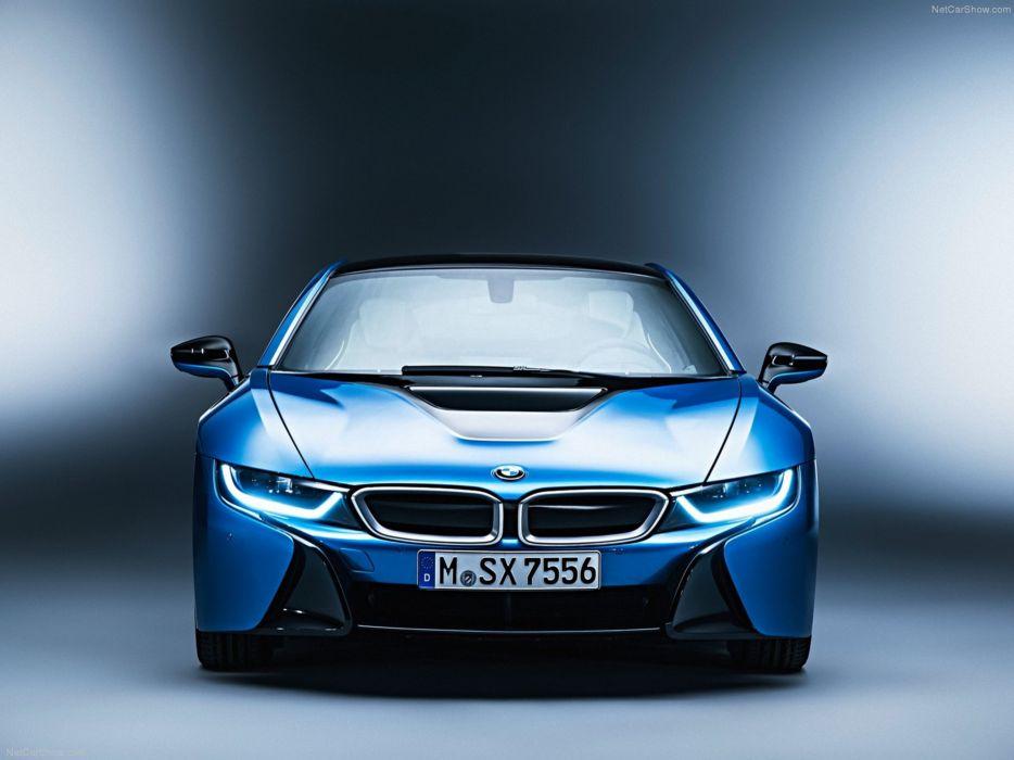 bmw i8-car 2015 hybrib future 4000x3000 wallpaper