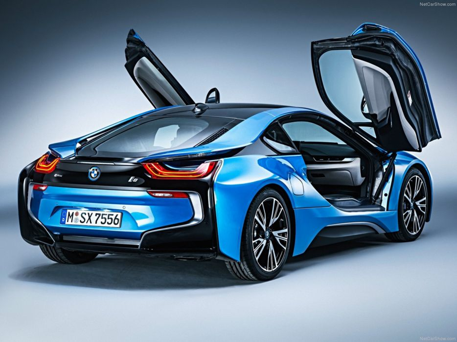 bmw i8-car 2015 hybrib future 4000x3000 wallpaper