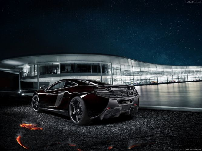 McLaren 650S Coupe MSO Concept 2014 supercar car sport 4000x3000 wallpaper