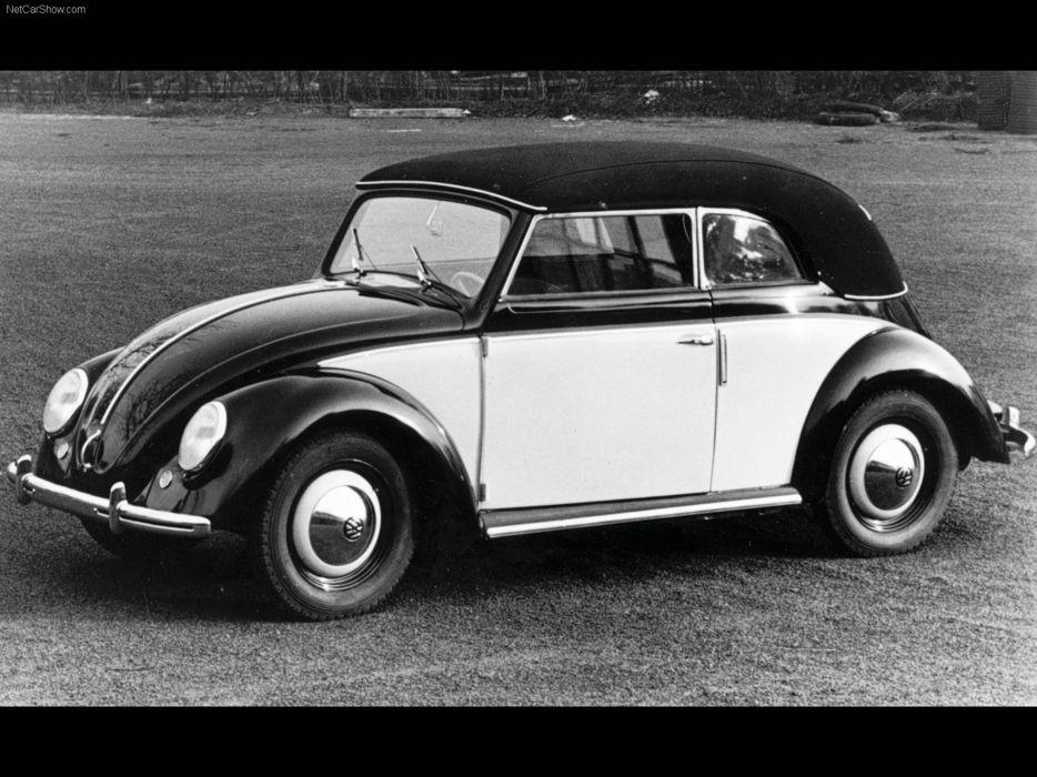 volkswagem beetle car classic retro popular convertible wallpaper