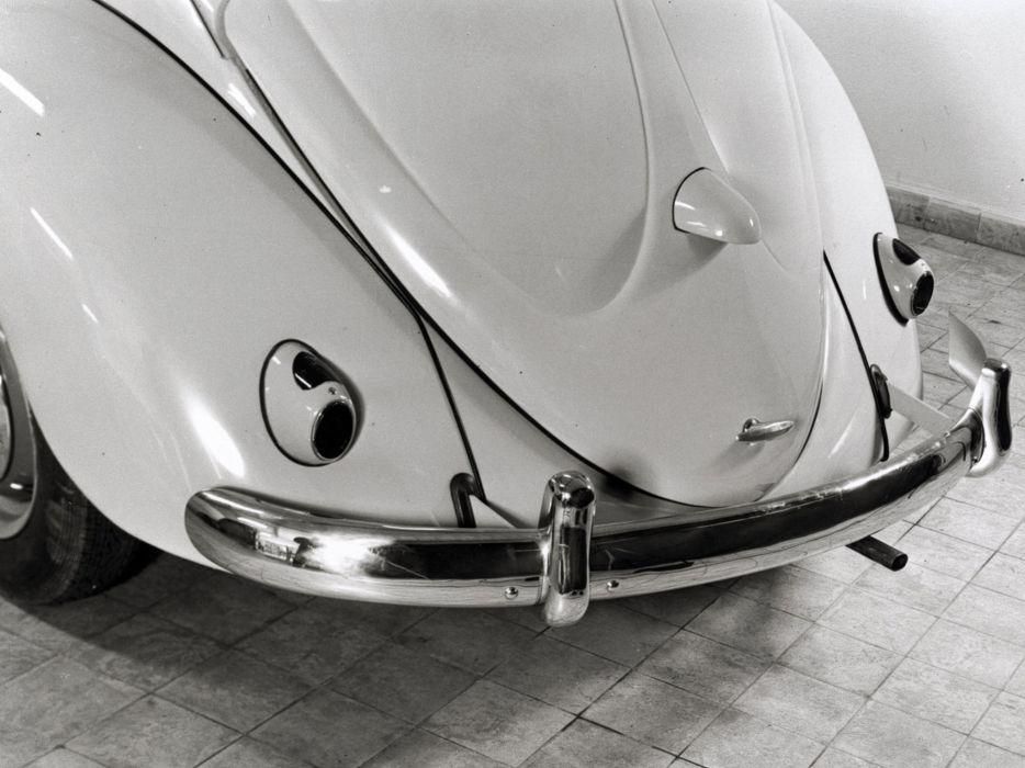 volkswagem beetle car classic retro popular rear wallpaper