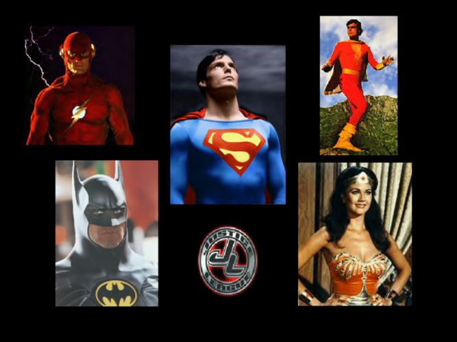 dc-comics justice-league superheroes comics wallpaper