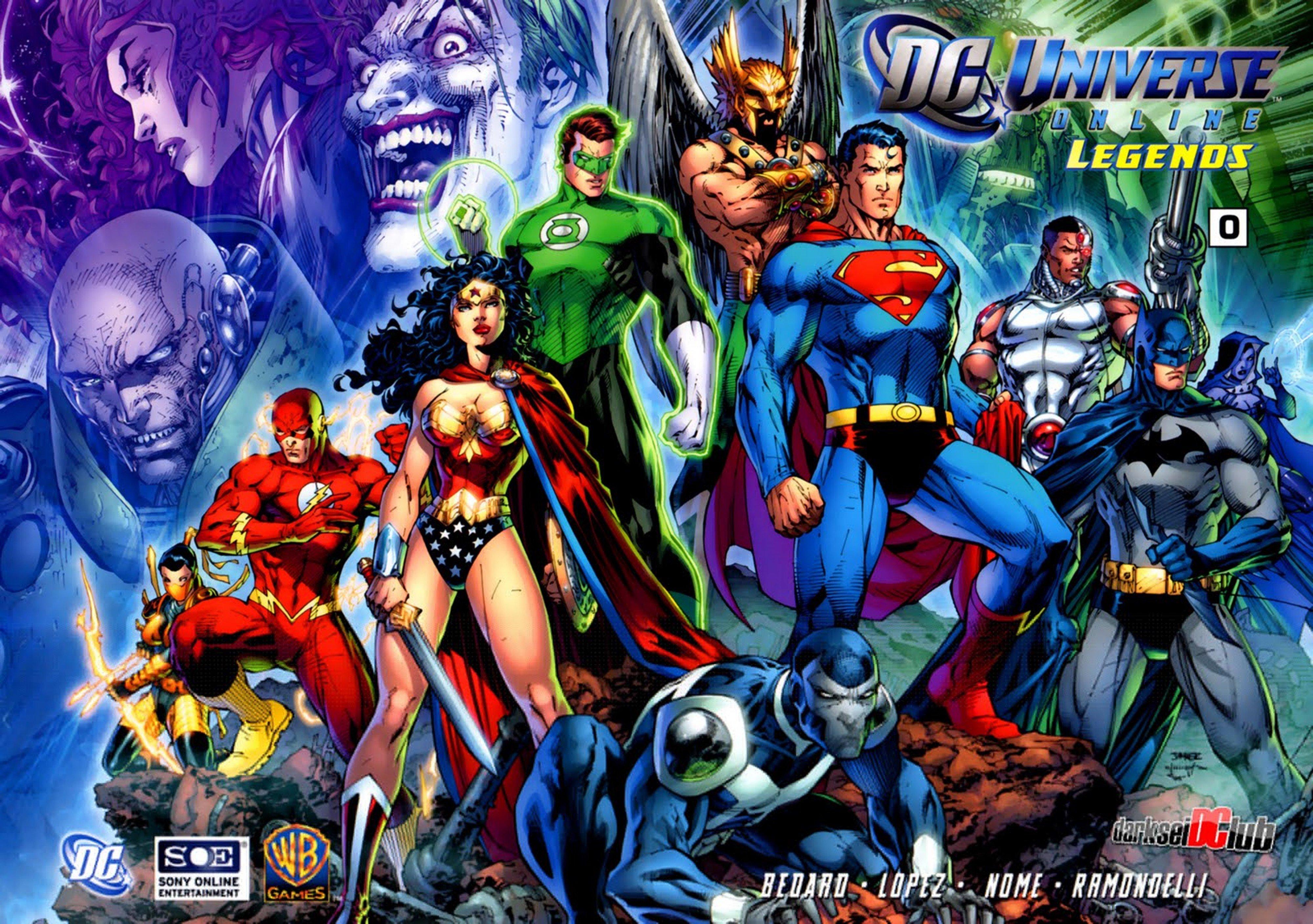 Dc comics justice league superheroes comics wallpaper 4000x2818 345384 wallpaperup - Dc characters wallpaper hd ...