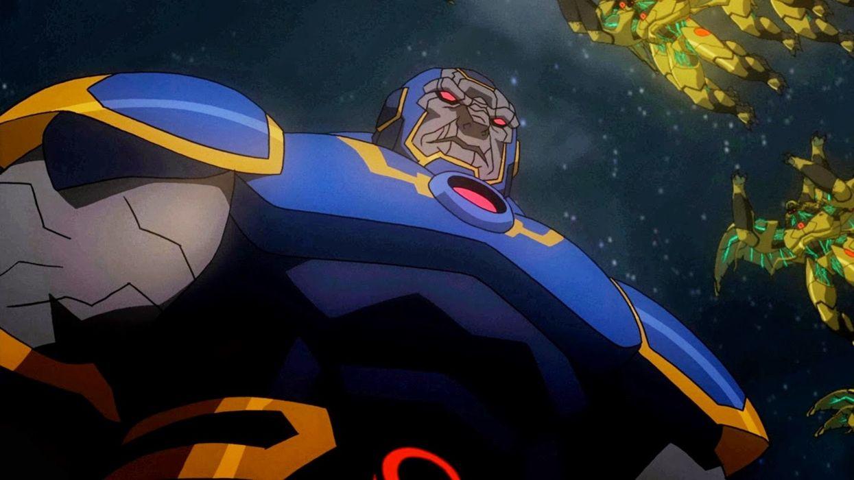 dc-comics justice-league superheroes comics darkside wallpaper