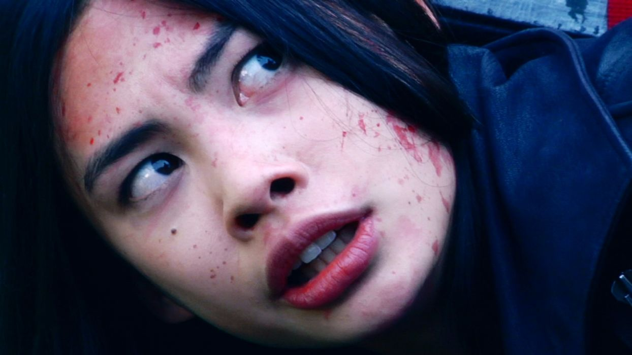 HELLDRIVER horror sci-fi movie film apocalyptic dark blood wallpaper