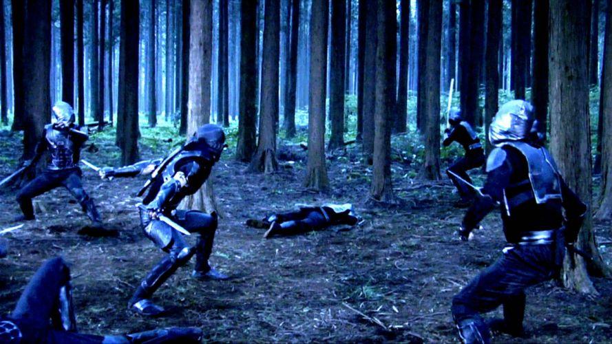 ALIEN-VS-NINJA action comedy fantasy sci-fi martial alien ninja warrior weapon sword katana battle wallpaper