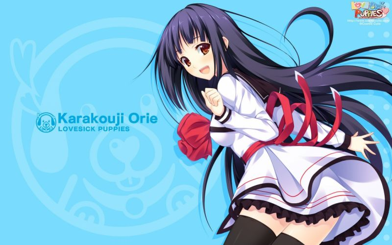 school uniforms skirts anime wallpaper