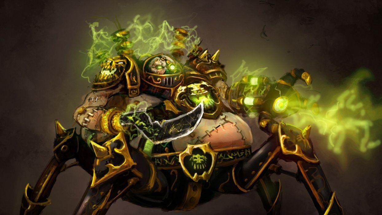 League of Legends Urgot wallpaper