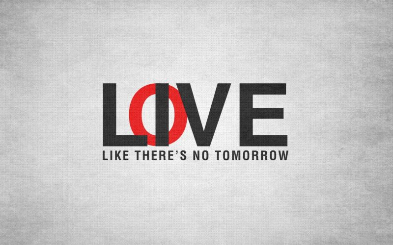 love text quotes typography live wallpaper