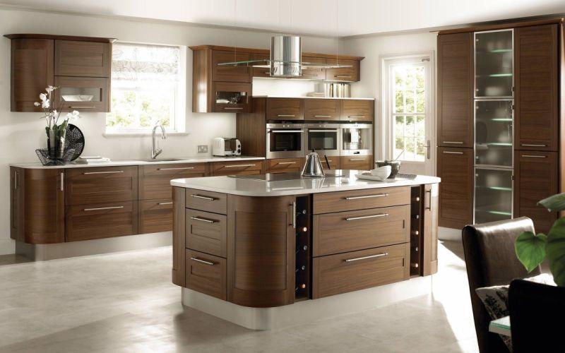 kitchen furniture interior design wallpaper