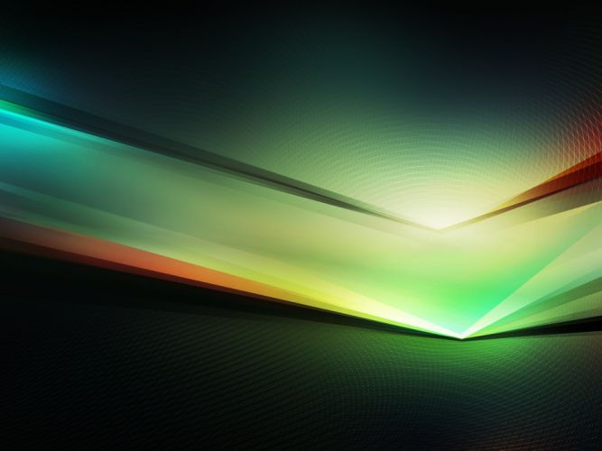 abstract spectrum digital art wallpaper