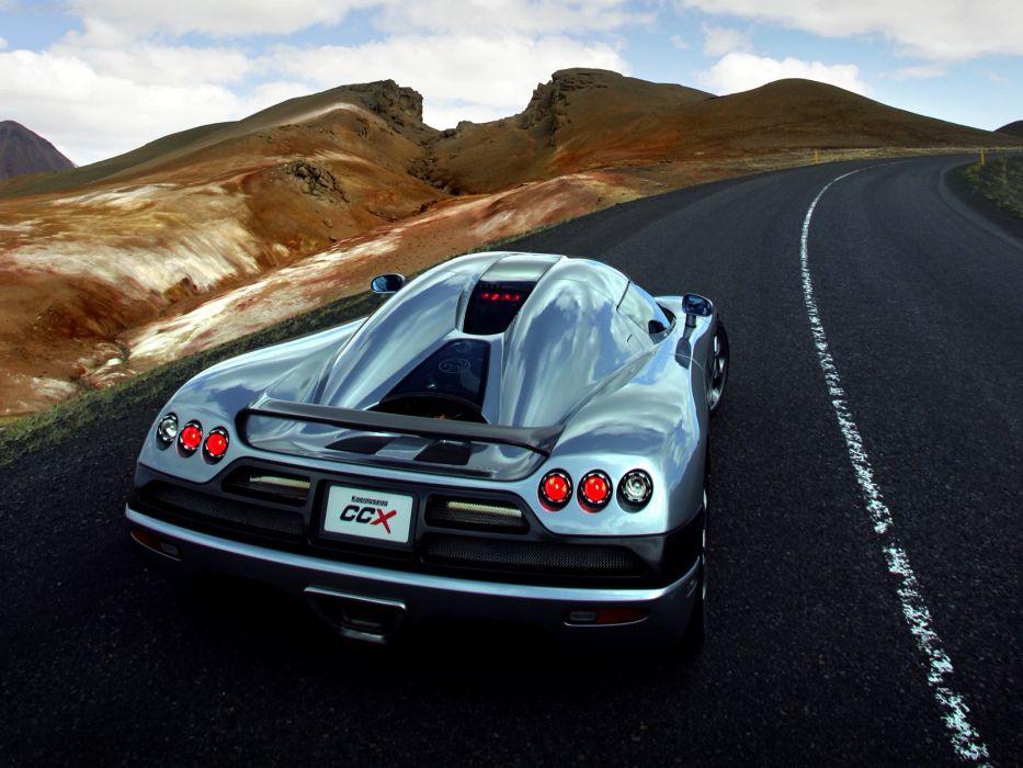 cars Koenigsegg vehicles sports cars Koenigsegg CCX wallpaper