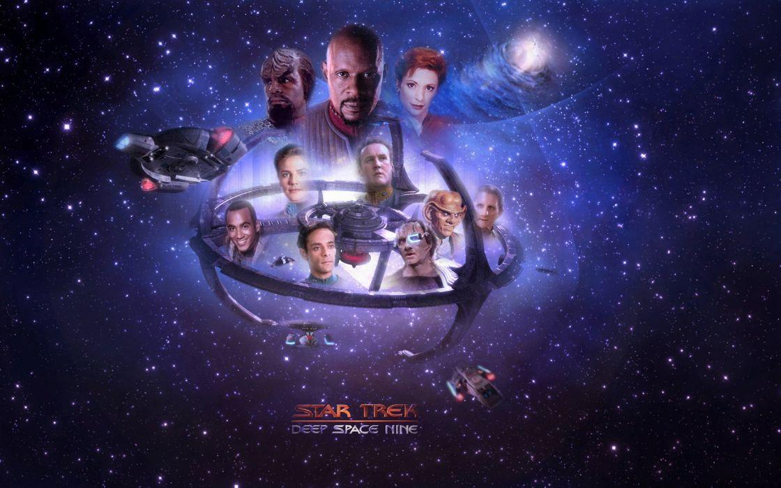 Star Trek TV series Star Trek Deep Space Nine wallpaper