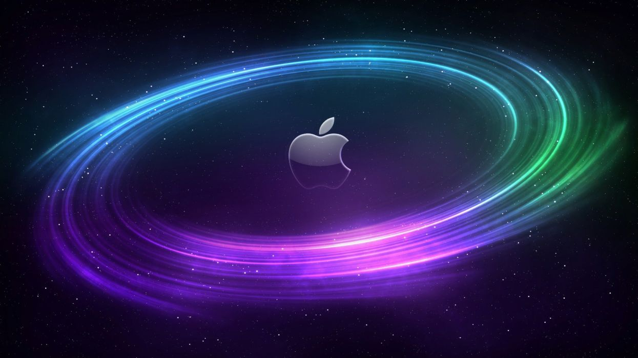 Mac space wallpaper
