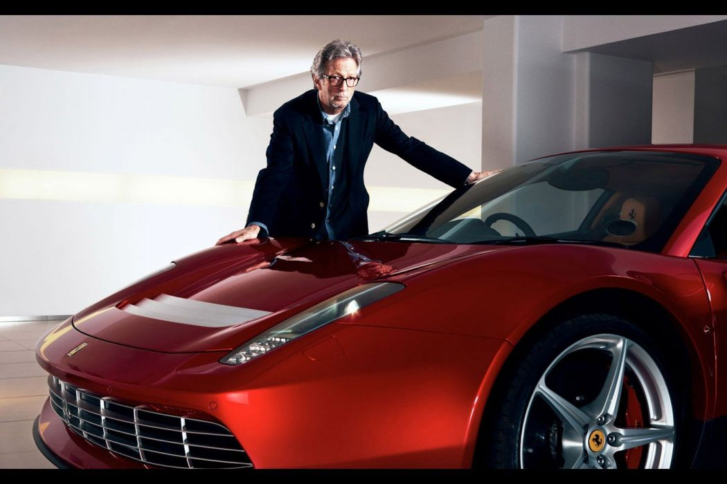 Ferrari Eric Clapton wallpaper