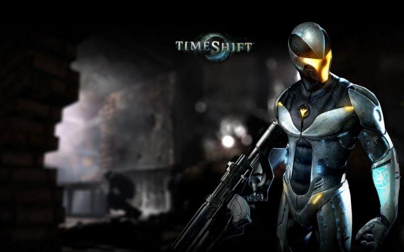 video games time shift wallpaper