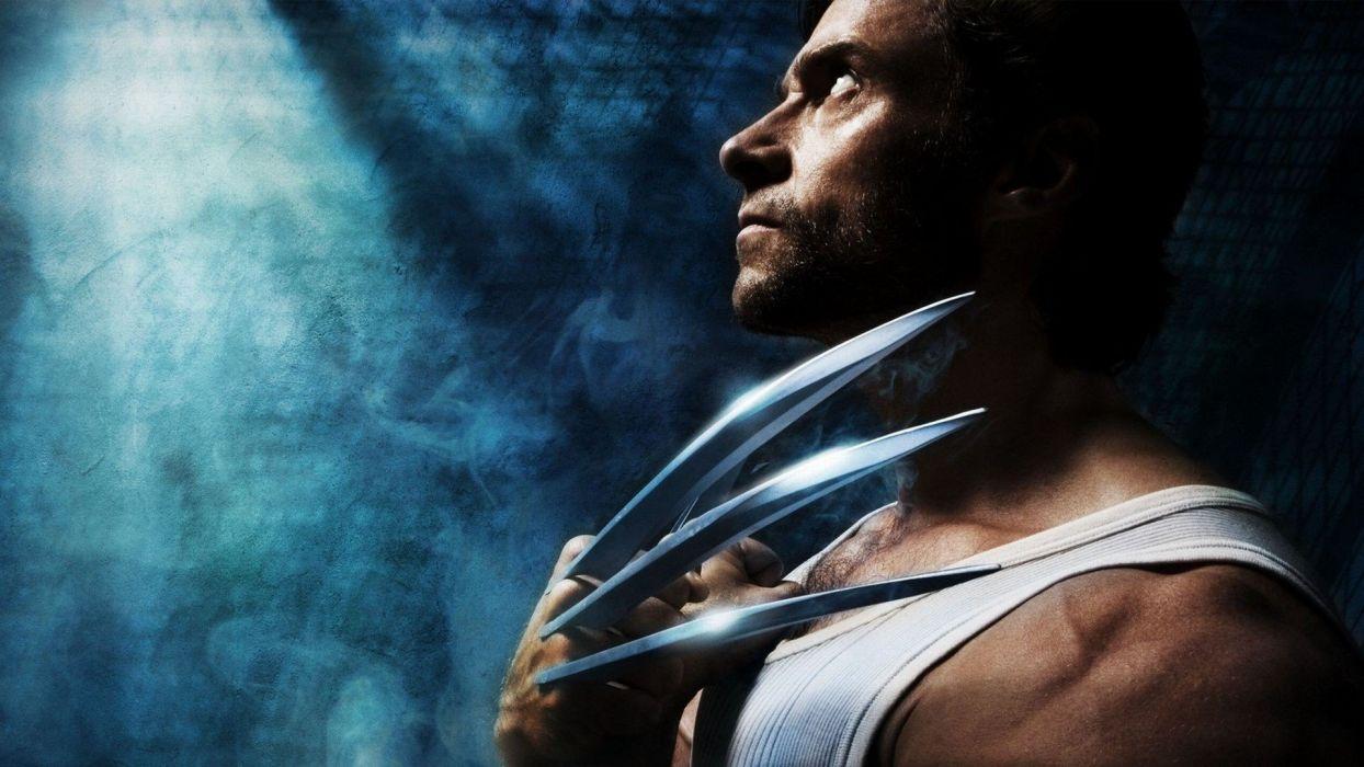 movies X-Men Wolverine Hugh Jackman X-Men: Origins Marvel wallpaper