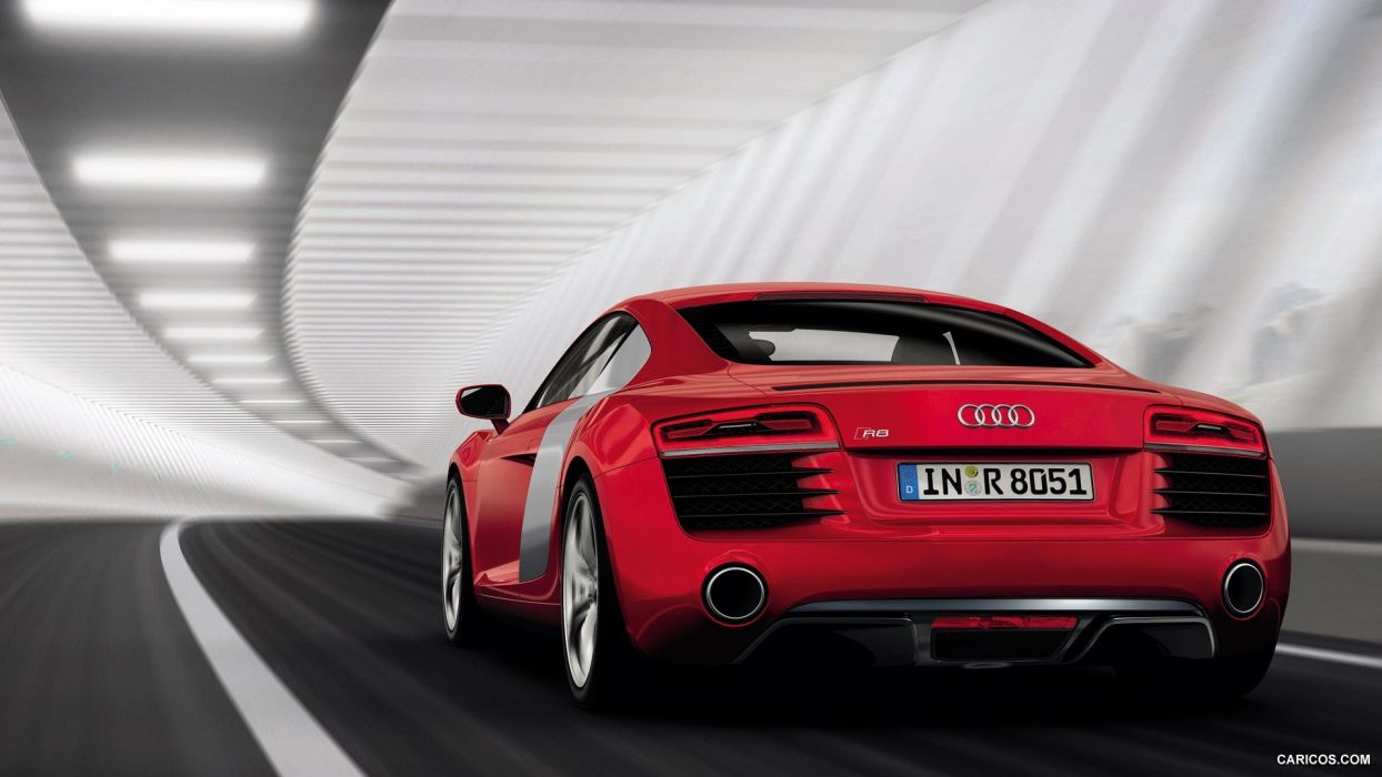 Audi R8 Audi R8 [2013] Luxury Sport Car wallpaper