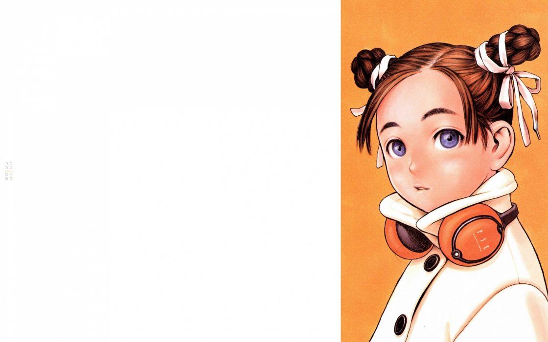 Range Murata Form Code simple background anime girls wallpaper