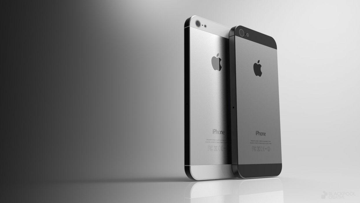 iPhone iPhone 5 Apple wallpaper