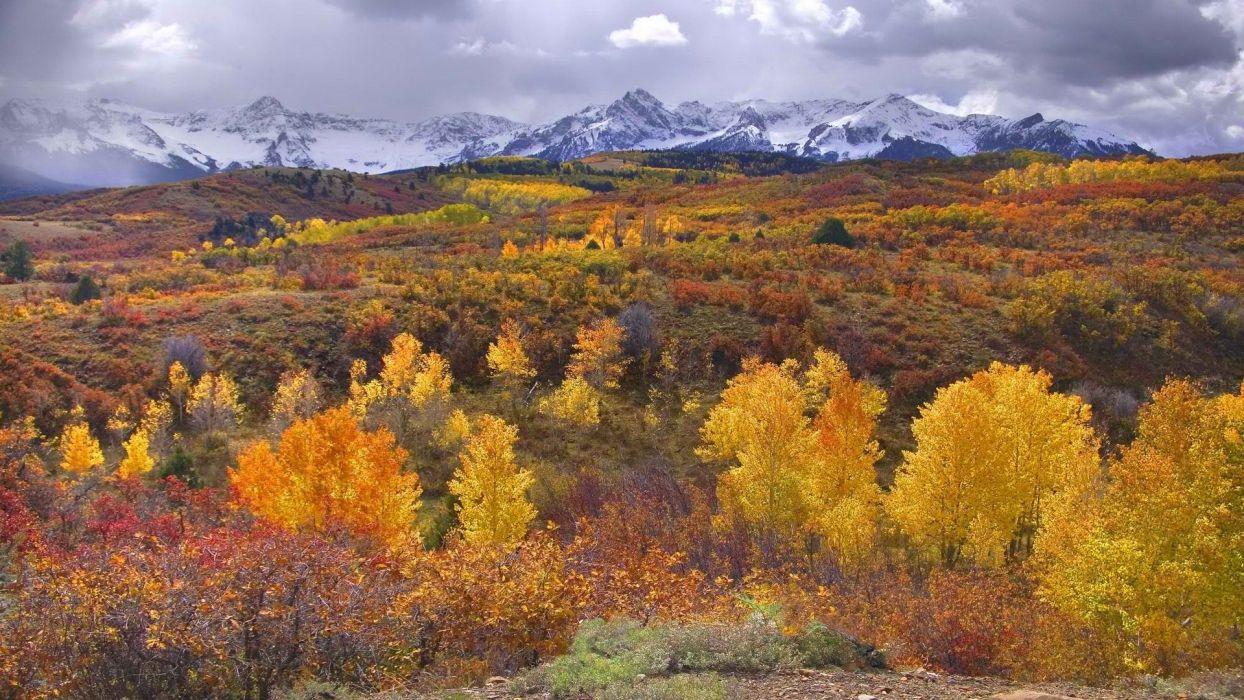 landscapes Colorado wallpaper