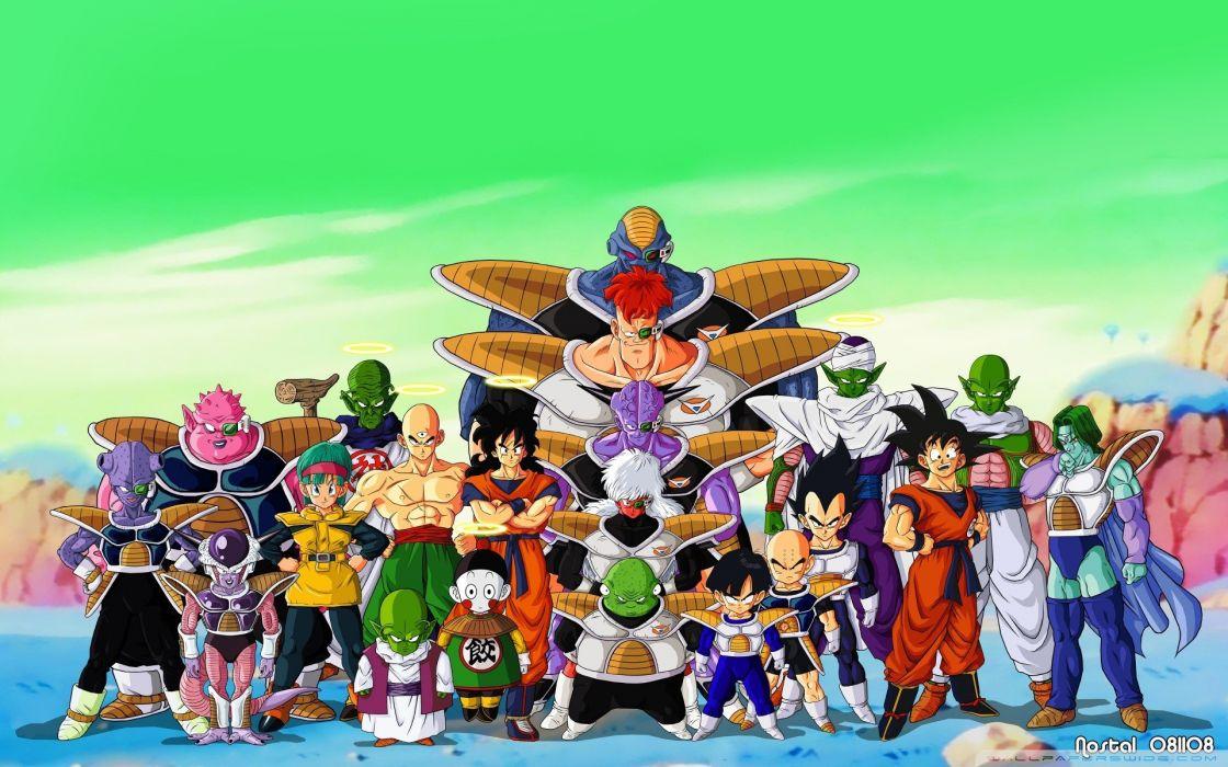 Dragon Ball Kai Dragon Ball Z Dragon Ball Dragon Ball GT wallpaper