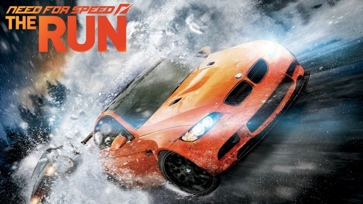 Need for Speed The Run games wallpaper