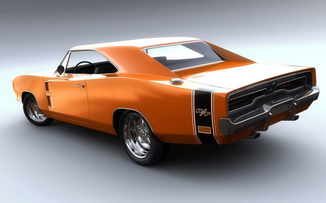 cars Dodge Charger R/T wallpaper