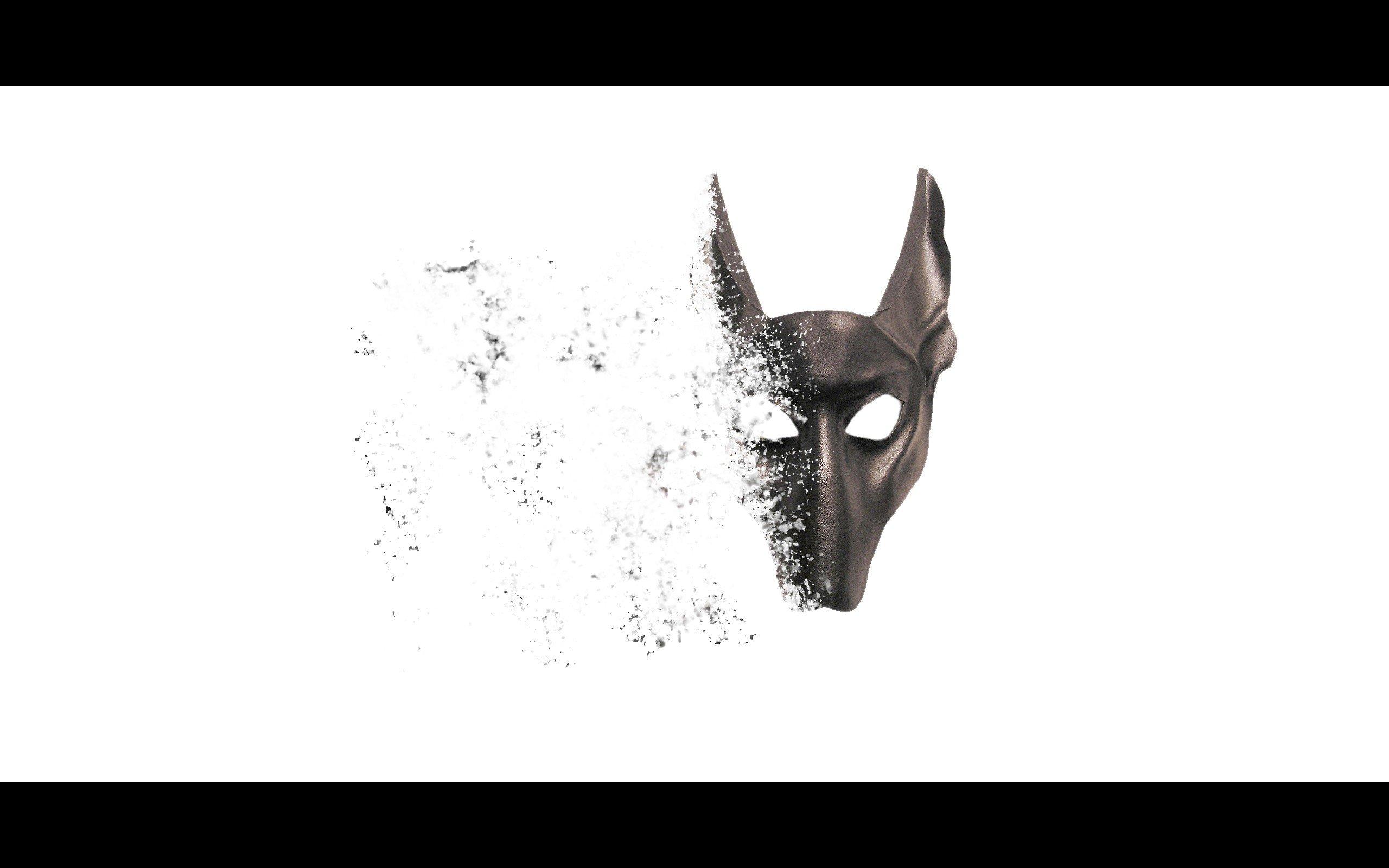 black and white masks anubis jackal scatter wallpaper. Black Bedroom Furniture Sets. Home Design Ideas