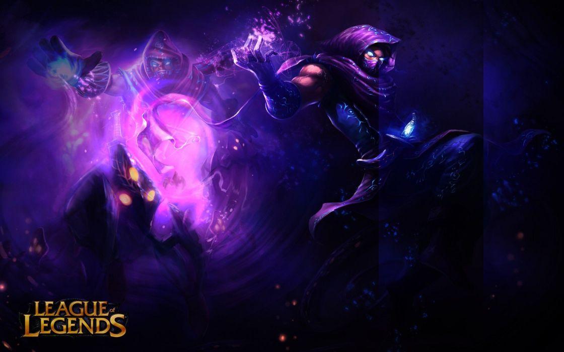 League of Legends Malzahar wallpaper