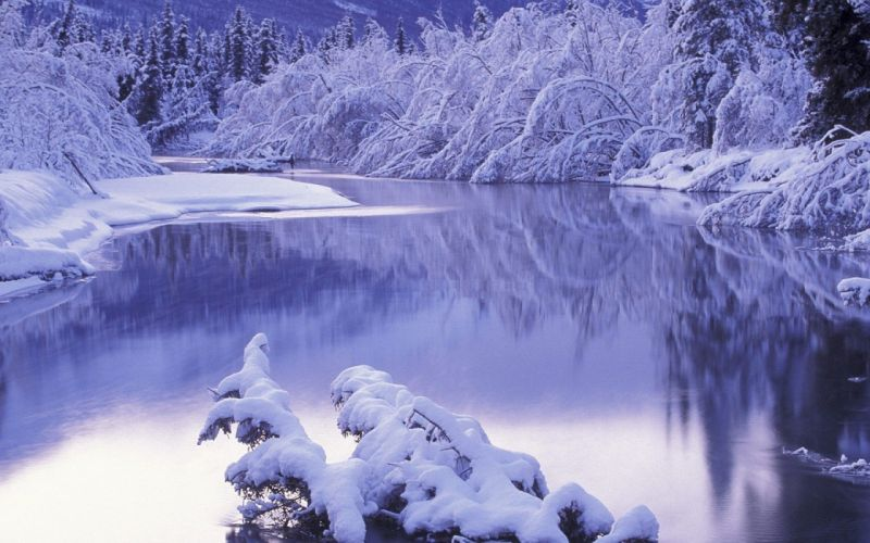 landscapes nature winter snow HDR photography wallpaper
