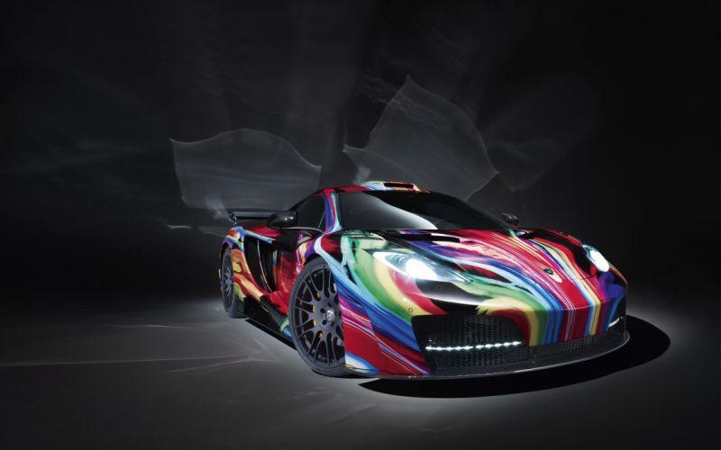 cars tuning McLaren Hamann art car Style wallpaper