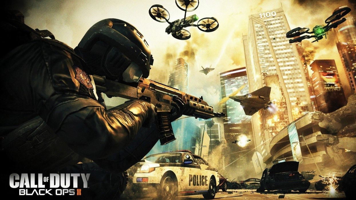 Call of Duty Call Of Duty: Black Ops 2 black ops 2 game wallpaper