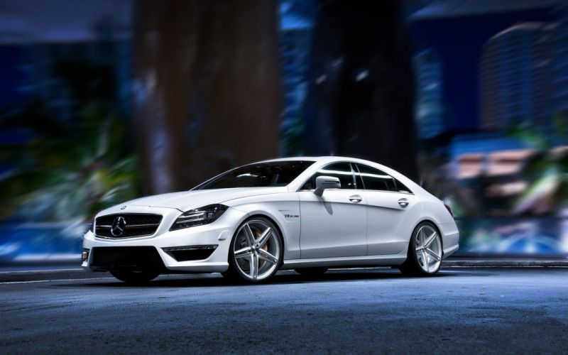 cars Mercedes-Benz CLS-Class Mercedes-Benz CLS wallpaper