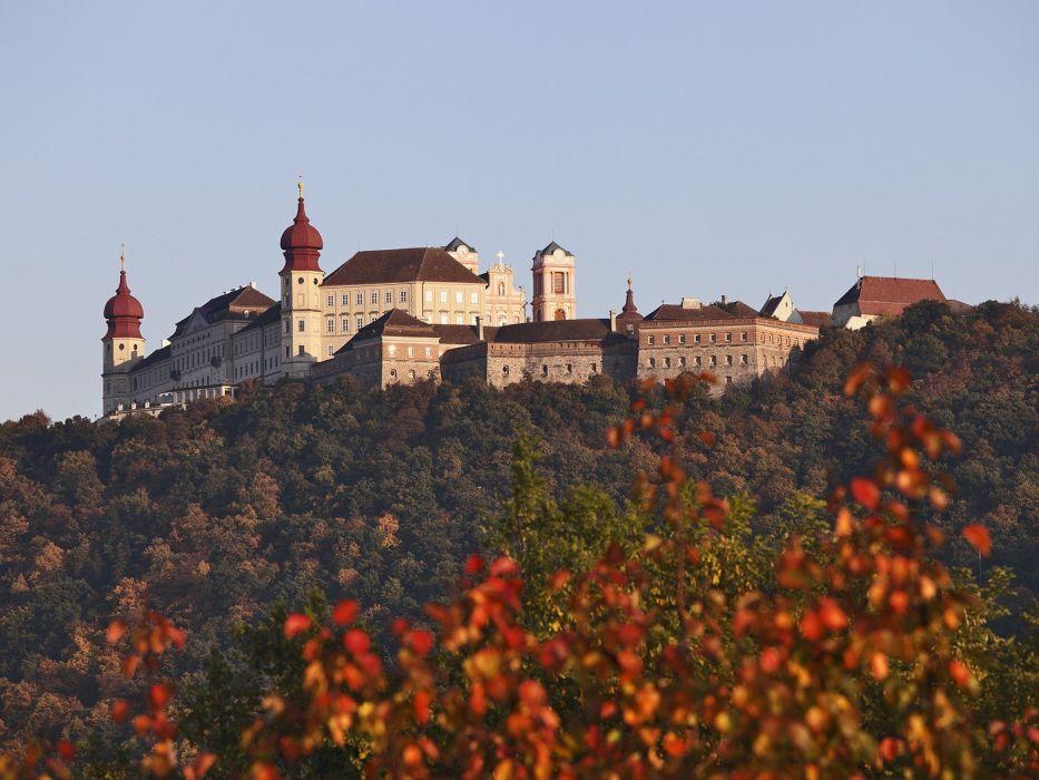 nature Austria valleys wallpaper