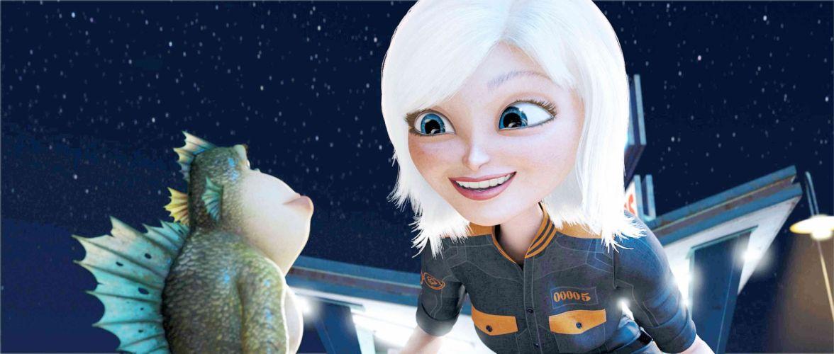 MONSTERS-VS-ALIENS cartoon animation sci-fi monsters aliens monster alien film movie (14) wallpaper